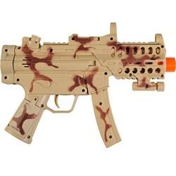 Maxx Action Commando Series Mini Machine Gun