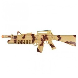 Maxx Action Commando Series Heavy Machine Gun
