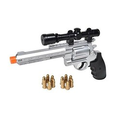 Maxx Action Hunting Pistol with Scope Batteries