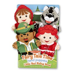 Hand Puppets Fairy Tale Time