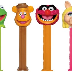 Pez Assortment - Disney - Muppets