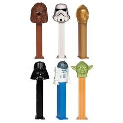 Pez Assortment - Disney - Star Wars
