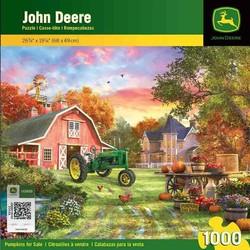 Pumpkins for Sale John Deere Jigsaw Puzzle 1000 Pieces