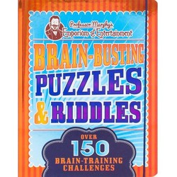 Brain Busting Puzzles & Riddles