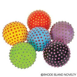 "5"" Two Tone Knobby Ball"