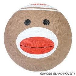 "9.5"" Dunk Monkey Basketball"