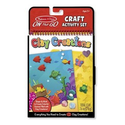 Craft Activity Sets - Clay Creations