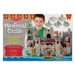 3D Puzzle - Medieval Castle