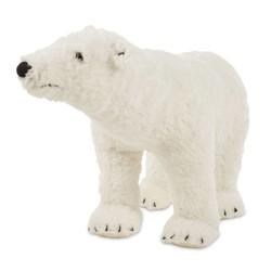 Polar Bear - Lifelike Animal Giant Plush