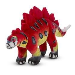 Stegosaurus Dinosaur  - Lifelike Plush