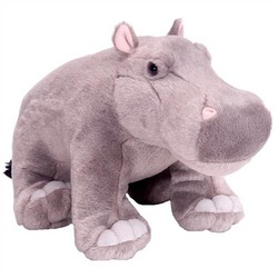 "Cuddlekins 12"" Hippo"