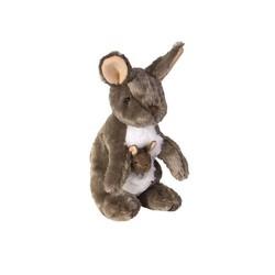"Cuddlekins 12"" - Kangaroo with Joey"