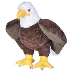 "Cuddlekins 30"" Jumbo Bald Eagle"