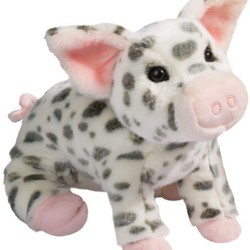 Pauline - Large Spotted Pig 12""