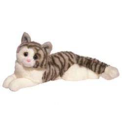 """Smokey - Gray Cat 19"""""""
