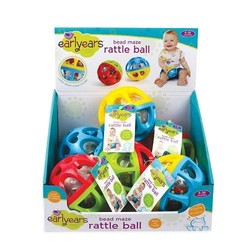 Earlyears Rattle Maze Ball