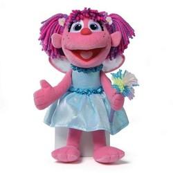 """Sesame Street Abby Cadabby 12"""""""