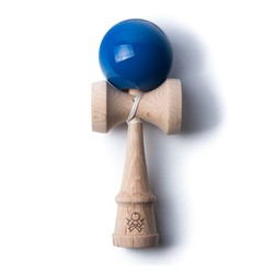 Blue Solid F3 Kendama
