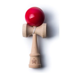 Red Solid F3 Kendama