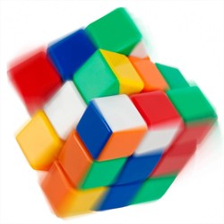 Speed Puzzle Cube
