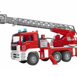 MAN Fire Engine with Water Pump, Light & Sound Module