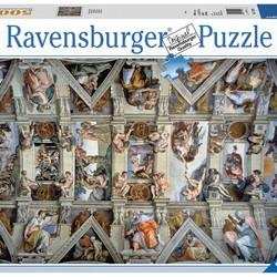 Sistine Chapel - 5000 Piece Puzzle