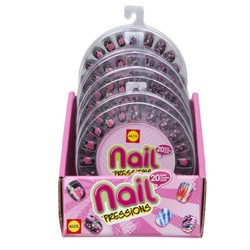 Nail 'Pressions - Flower Power