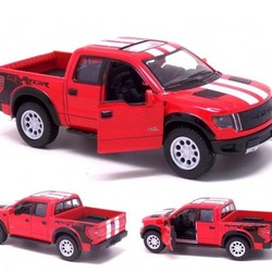 """5"""" Diecast 2013 Ford F-150 Supercrew with Printing"""