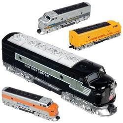"""7"""" Diecast Classic Locomotive Train"""