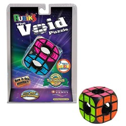 Rubik's Cube The Void Puzzle