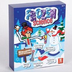 Amazing Science! Frozen Science