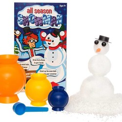 Amazing Science! All Season Snowman