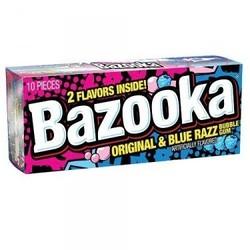 Bazooka Wallet Bubble Gum