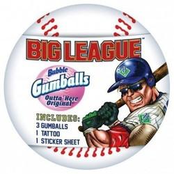 Big League Baseball Gum