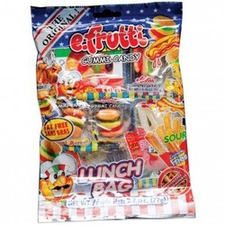 E Frutti Gummi Lunch Bag 2.7 oz