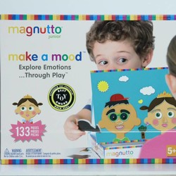 Magnutto - Make a Mood - Educational Magnetic Activity