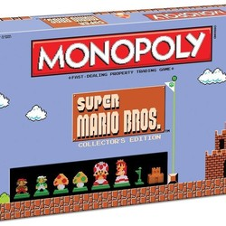 Monopoly - Super Mario Bros Collectors Edition