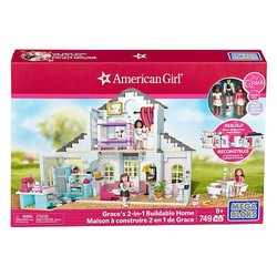 American Girl - Grace's 2-in-1 Buildable Home