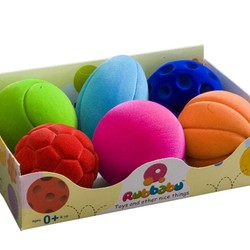 Rubbabu Sports Ball Assortment