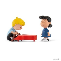 Peanuts - Scenery Pack Lucy & Schroeder