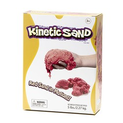 Kinetic Sand - 5lb Box - Red