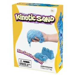 Kinetic Sand - 5lb Box - Blue
