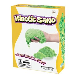 Kinetic Sand - 5lb Box - Green