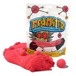Mad Mattr Go Crazy Dough - Red - 10oz Polybag
