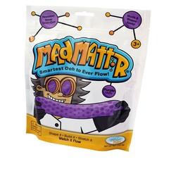 Mad Mattr Go Crazy Dough - Purple - 10oz Polybag