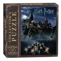 World of Harry Potter Puzzle - 550 pc.