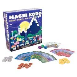 Machi Koro - Bright Lights, Big City Board Game