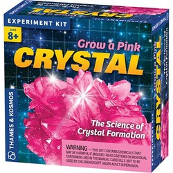 Grow a Pink Crystal