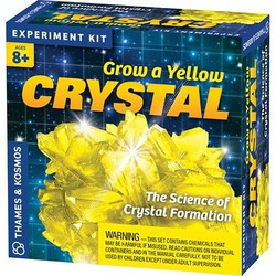 Grow a Yellow Crystal