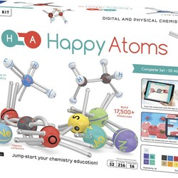 Happy Atoms Set 1
